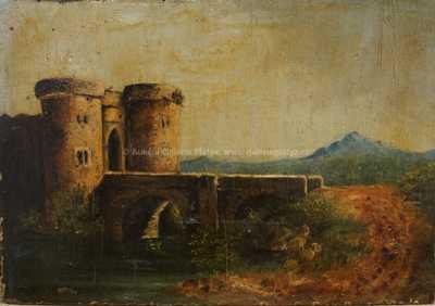 Nesignováno - Most u hradu