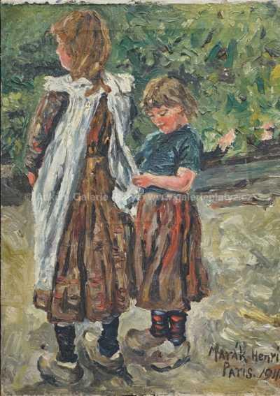 Henri Marak - Děvčata