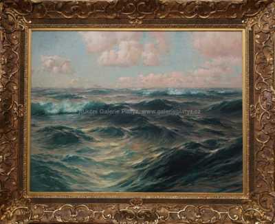 Alexej Vasiljevič Hanzen - Lodě na horizontu