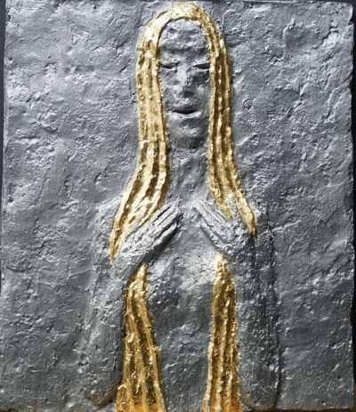 Olbram Zoubek - Dívka se zlatými vlasy