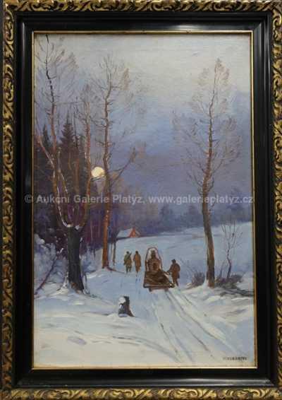 V. Voroncov - Návrat z lovu