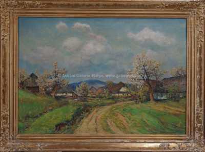 Karel Schauer - Jarní nálada