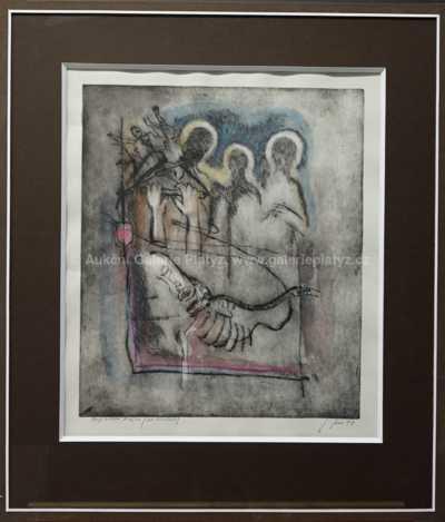 Josef Jíra - Moje svatá trojice