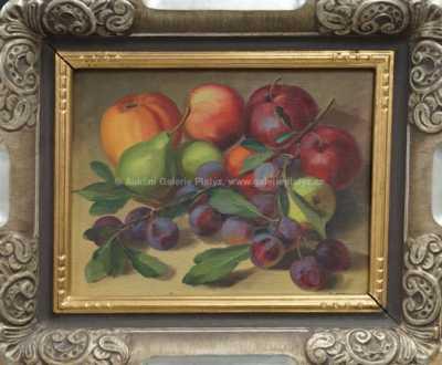 Karel Brousek - Ovocné zátiší