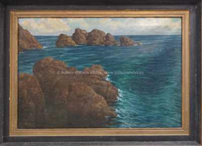 Josef Písecký (Liška) - Klidné moře