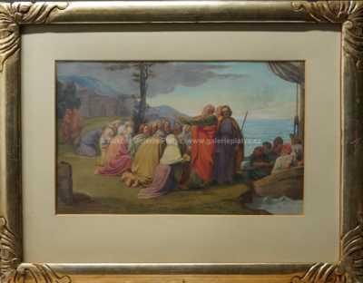 František Tkadlík - Svatý Pavel se loučí
