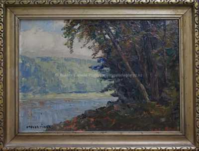 Otakar Hůrka - U řeky