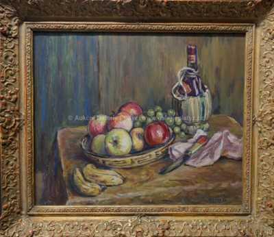 Viktor Stretti - Ovocné zátiší