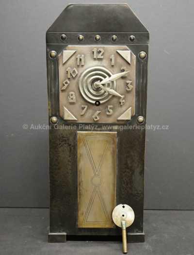 Hodiny - Kubistické hodiny
