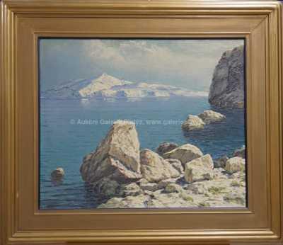 Josef Písecký (Liška) - Ostrov Prvič