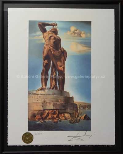 Salvador Dalí - Coloseum