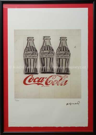Andy Warhol - Coca - Cola