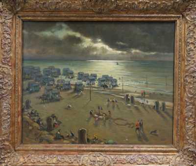 Viktor Stretti - Při západu slunce