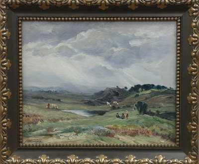 Josef Krejsa - Na pastvě