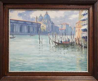 Ondřej Harlas - Benátky