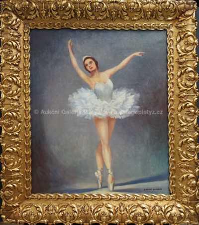 Simone Gaudin - Baletka
