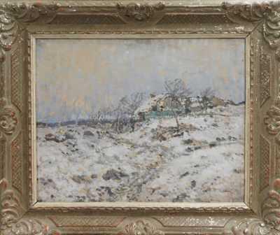 Josef Ullmann - Zimní motiv