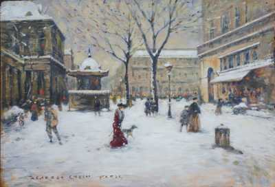 Georges Stein - Z Paříže