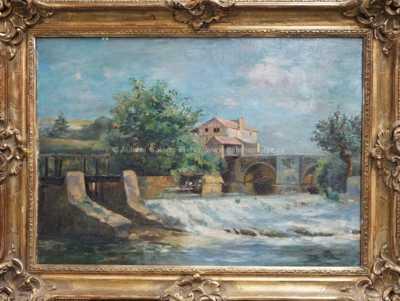 Zdena Braunerová - Motiv z Francie