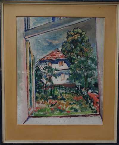 Bořivoj Žufan - Výhled z okna