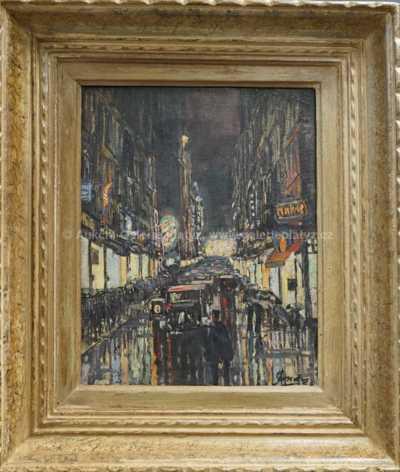 Autor neurčen - Montmartre