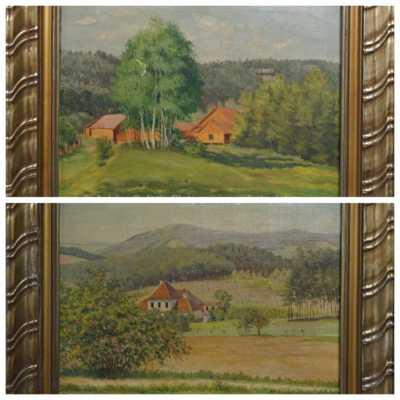 Josef Bürger - Konvolut dvou kusů