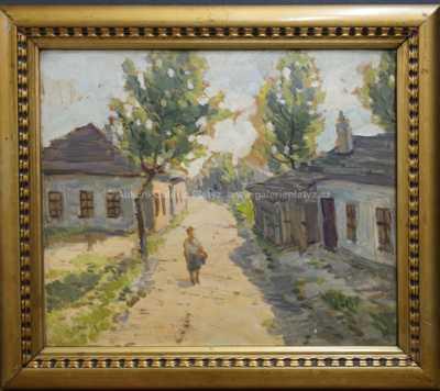 Josef Mareš - Cesta vesničkou