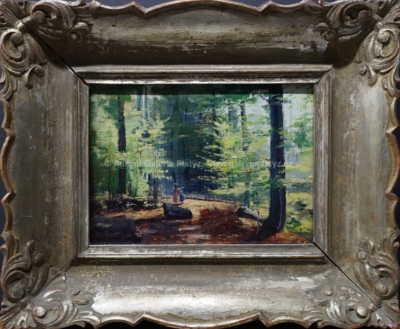 Josef Procházka - Na lesní pěšince