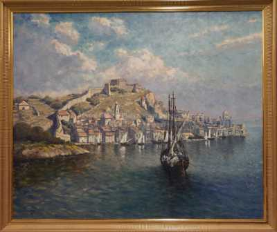 Josef Písecký (Liška) - Šibenik