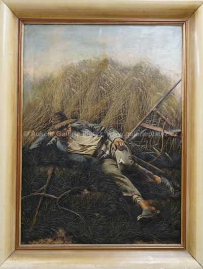 František Klimeš - Při odpočinku