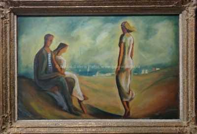 A. V. Procházka - Trojice