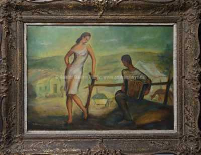 A. V. Procházka - Dvojice