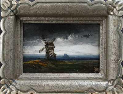 Antonín Waldhauser  - Větrný mlýn