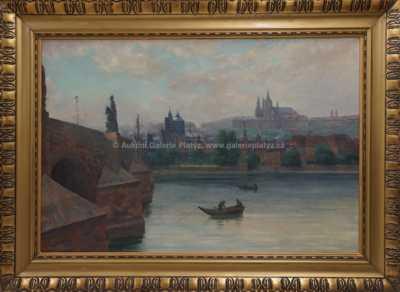 Stanislav Feikl - Pražské panorama