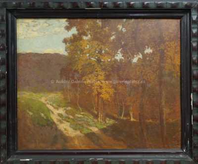 Josef Písecký (Liška) - Podzim