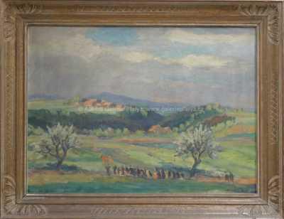 Alois Moravec - Procesí