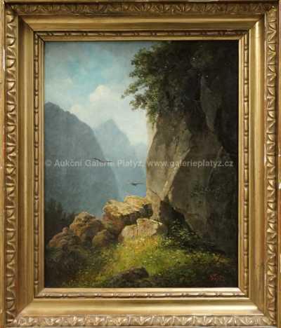 Autor neurčen - Dravci ve skalách