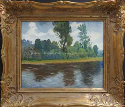 Jindřich Fürst - U vody