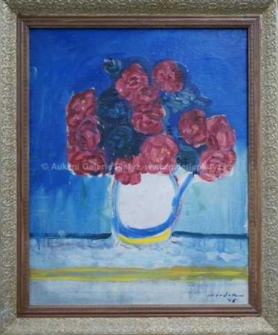 František Jiroudek - Růže