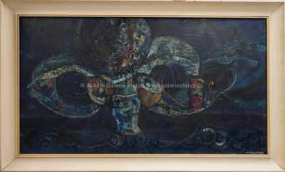 Ondřej Pavlík - Modré zátiší