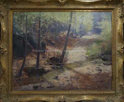 Josef Procházka - Lesní potok