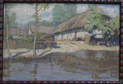 Alois Kalvoda - U brodu