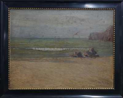 V. Příhoda - Na pobřeží