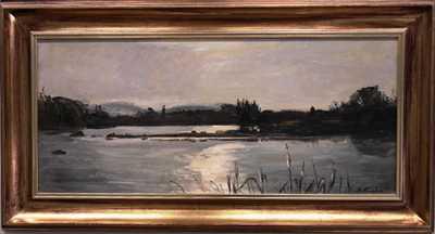 Bedřich Horálek - Slunce na rybníce