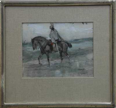 Luděk Marold - Důstojník na koni
