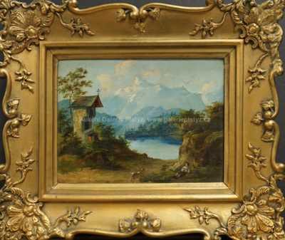 Alois Kirnig - U jezera