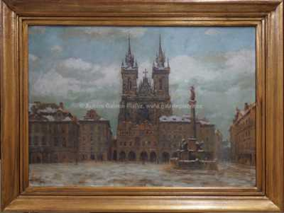 Stanislav Feikl - Staroměstské náměstí