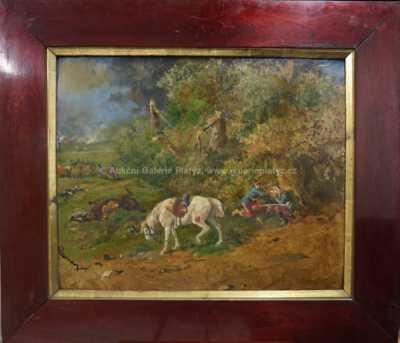 Joseph von Berres - Po bitvě