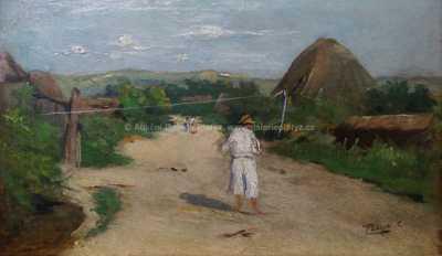 Carolus Pállya - Na cestě