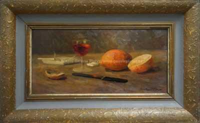 Karel Hodr - Pomeranče